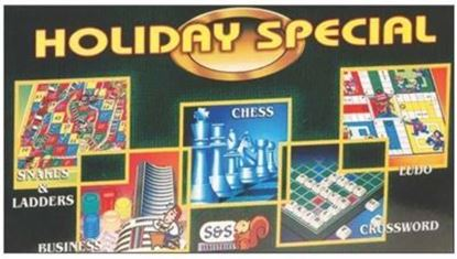 Picture of Ajanta Holiday Special Small Board Game