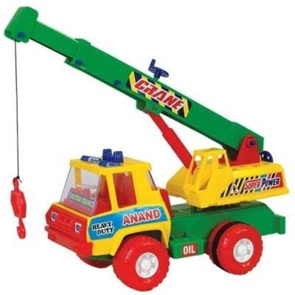 Picture of Anand Toys Metro Crane (Multicolor)