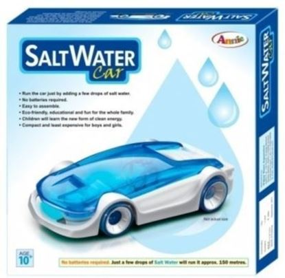 Picture of Annie Annie Salt Water Fuel Cell Car (Multicolor)