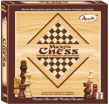 Picture of Annie Majestic Chess Board Game