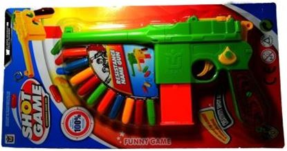 Picture of Sunny Green Shotgun (Multicolor)