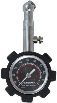 Picture of Coido Analog Tire Pressure Gauge 20426 (100 psi)