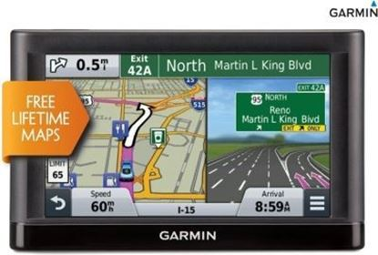 Picture of Garmin Nuvi 65LM Navigation GPS Device (Black)