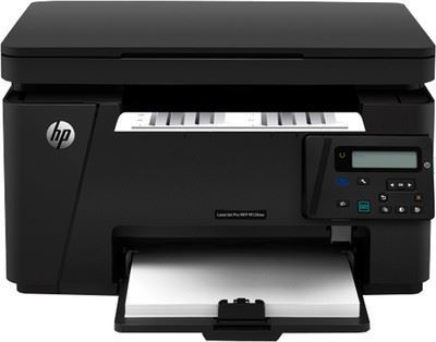 Picture of HP LaserJet Pro MFP M126nw Multi-function Printer