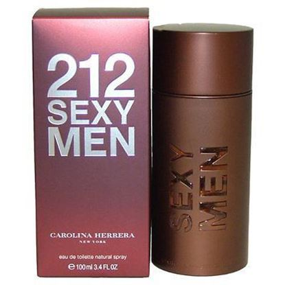 Picture of 212 Sexy For Men by Carolina Herrera 100ml