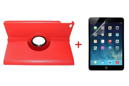 Picture of 360 Rotating Case For Appel Ipad Mini + Matte Fcreen Guard Free