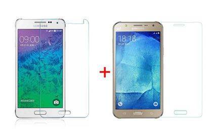 Picture of TEMPERED GLASS FOR SAMSUNG J7 BUY ONE GET ONE FREE