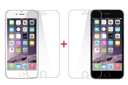 Picture of TEMPERED GLASS FOR APPEL IPHONE 6 BUY ONE GET ONE FREE