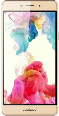 Picture of Coolpad Mega 2.5d (Royal Gold)